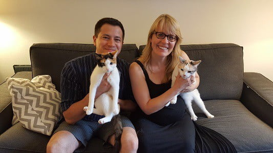 Cleo Adopted Photo